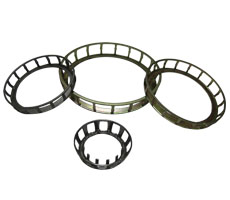 Spherical Roller Bearing Cages